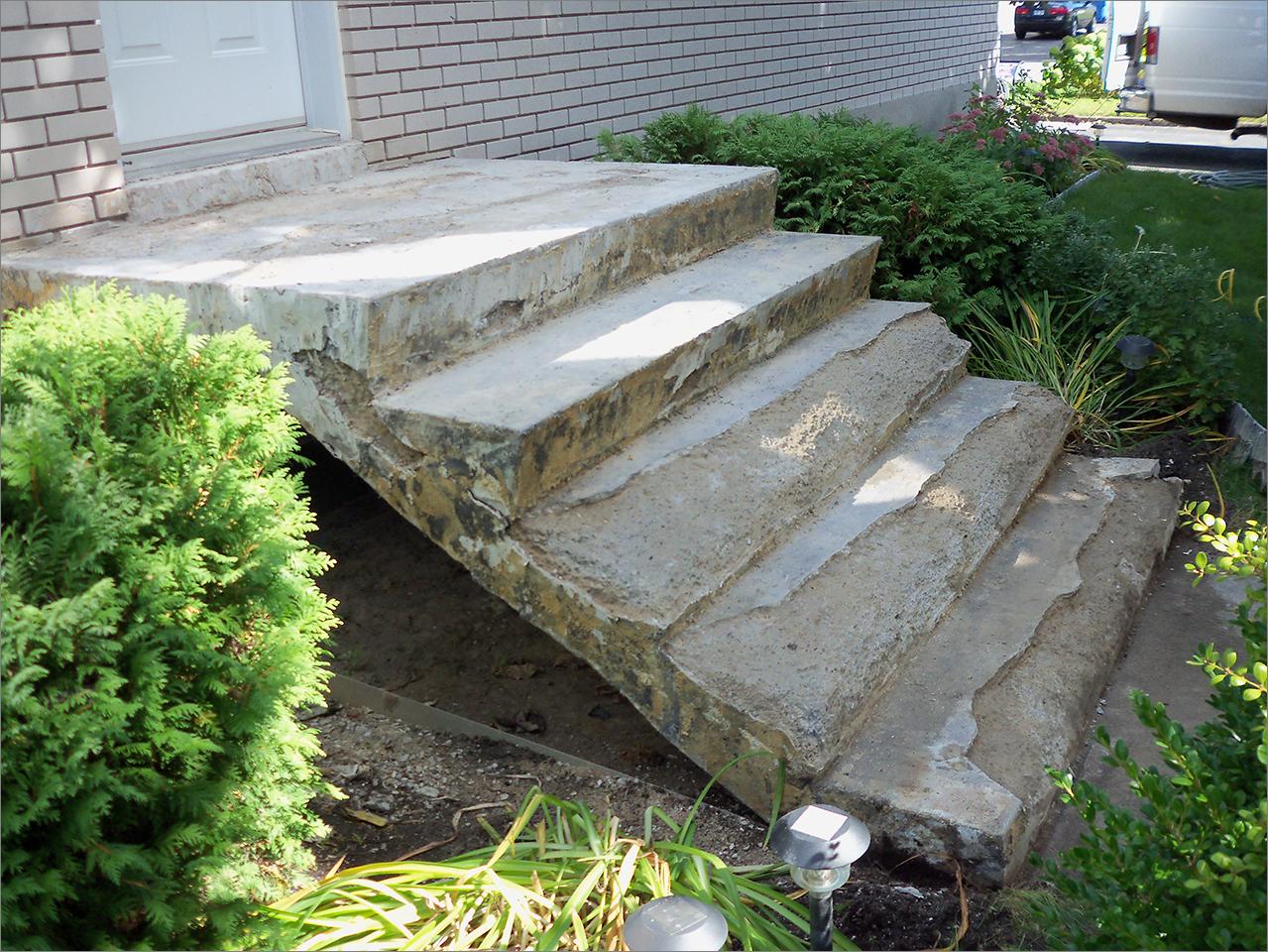 Refaire un escalier gallery of kit duhabillage pour for Peindre escalier beton