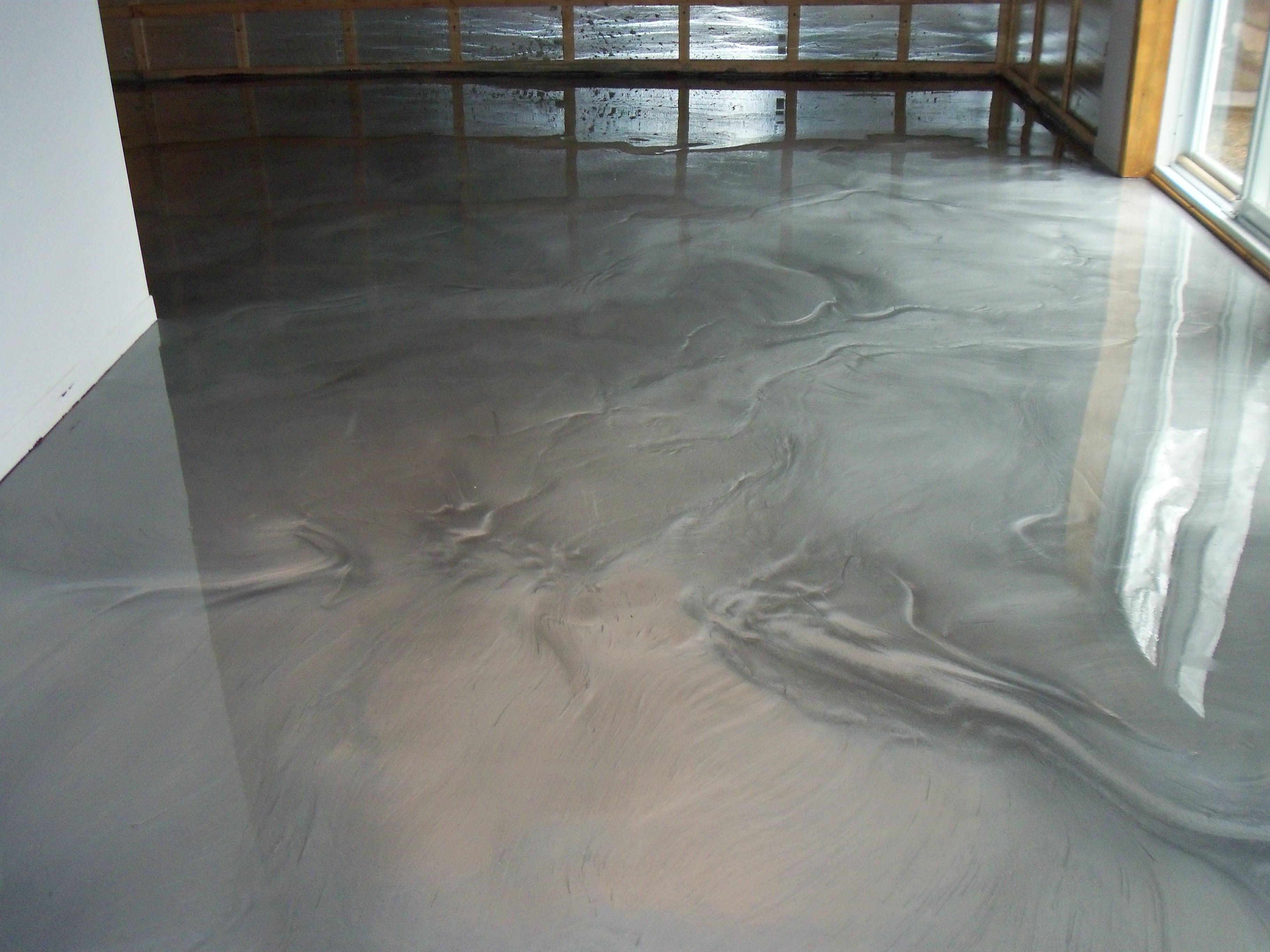Peinture plancher b ton - Peinture sur ciment interieur ...