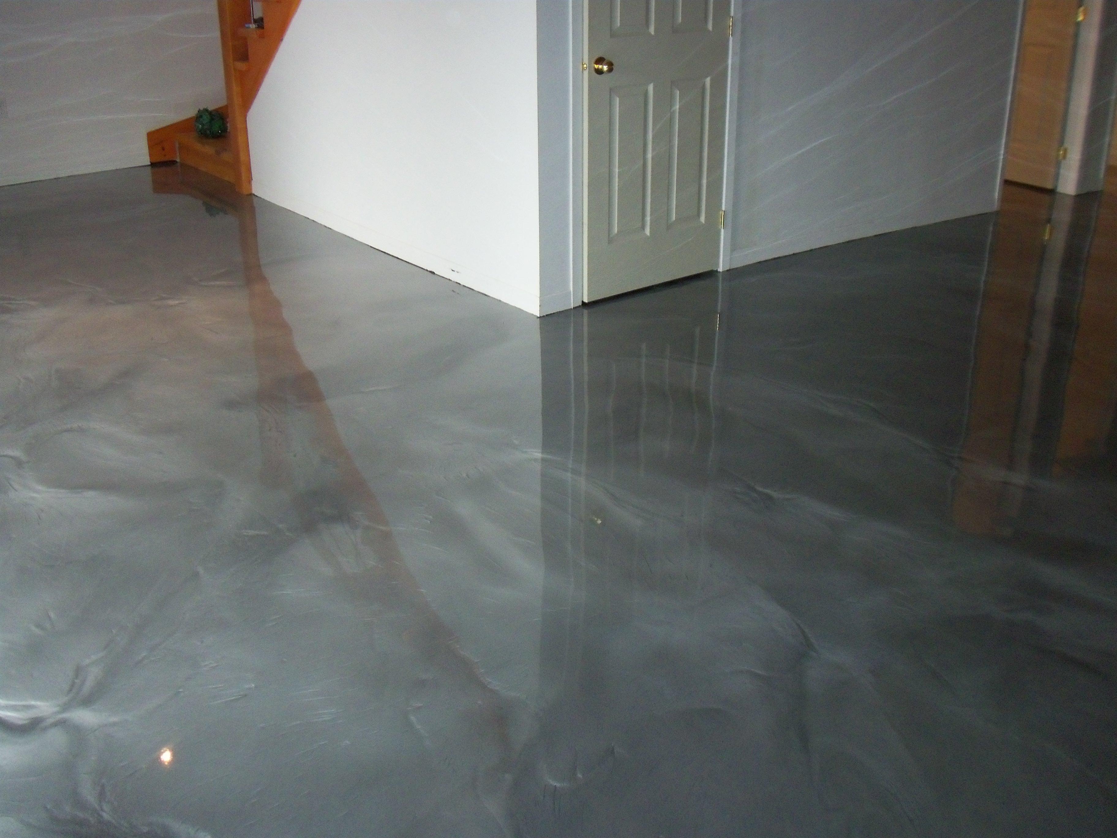 Peinture plancher garage epoxy 20170809163355 for Peinture pour ciment interieur